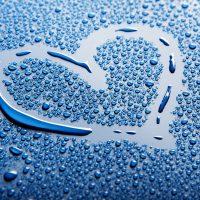 blue-water-drops-love-heart